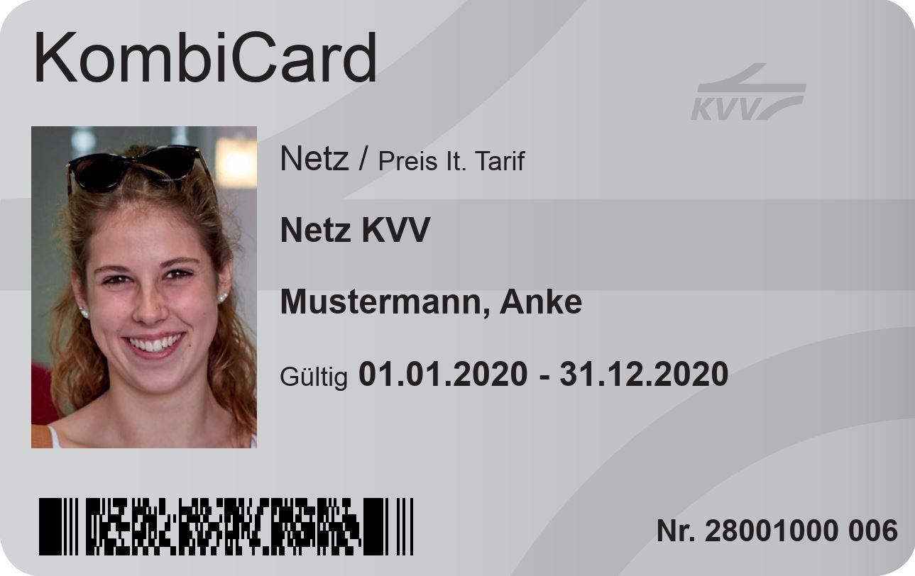 Kvv School Card
